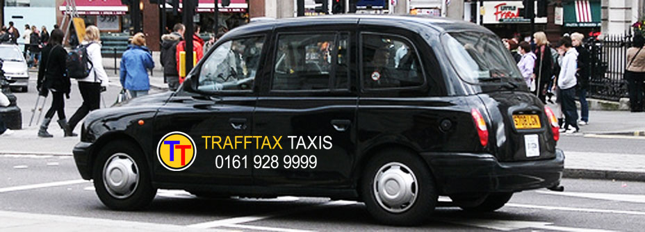 taxi broadheath